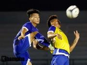 Bóng đá - Đội U-23 Việt Nam: Hỏng trục giữa