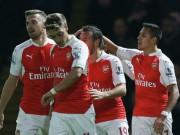 Bóng đá - Arsenal: Ngôi nhì bảng & vận may dịp Giáng sinh