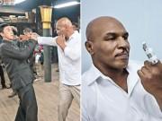 """Thể thao - Trận chiến """"để đời"""": Mike Tyson đả Chân Tử Đan"""