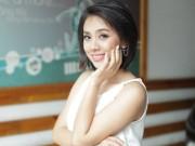 Miko Lan Trinh tăng tốc phủ sóng truyền hình thực tế