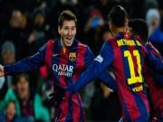 Bóng đá - Top 10 trận đấu hay nhất của năm 2015