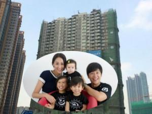 Sao 'Thiên long bát bộ' mua nhà 15 tỷ tặng vợ con