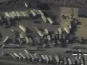 Nga phát hiện 12.000 xe dầu ở biên giới Iraq-Thổ Nhĩ Kỳ