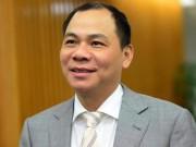 """Tỉ phú Phạm Nhật Vượng tiếp tục  """" bỏ túi """"  hơn 1.270 tỉ"""