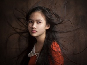 Bạn trẻ - Cuộc sống - Bức ảnh cô gái Việt có điểm số cao nhất trang ảnh quốc tế