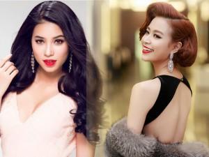 5 người đẹp giải trí  ' thăng hạng '  mặc đẹp năm 2015