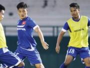 Bóng đá - U23 Việt Nam vẫn loay hoay tìm đội hình