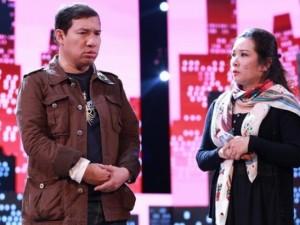 Quang Thắng khóc lóc xin làm  ' con rể '  Thanh Thanh Hiền