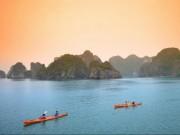 Du lịch - Hành trình lãng mạn trên vịnh Hạ Long