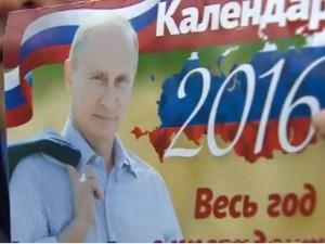 """Thế giới - Ngắm Putin """"phong độ"""" trong bộ lịch năm mới sốt ở Nga"""