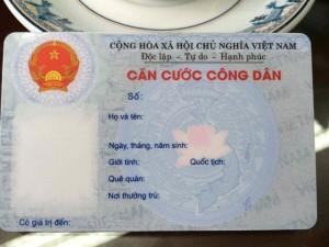 Tin tức trong ngày - Làm thẻ căn cước công dân, cần những giấy tờ gì?