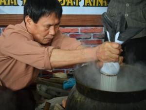 Tin tức trong ngày - Bật mí bí quyết làm bún tại làng nghề nổi tiếng nhất Hà thành