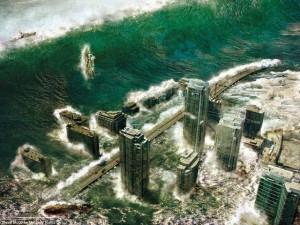 Thế giới - Ảnh: Ngày tận thế dữ dội, bi tráng trong mắt họa sĩ
