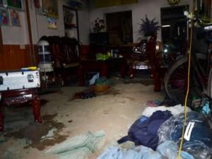 An ninh Xã hội - Bắt khẩn cấp nghi can vụ trọng án 2 người chết ở Sơn Tây