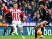 Bóng đá - Stoke City - MU: Sai lầm và siêu phẩm