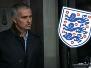 """Bóng đá - SỐC: """"Chán"""" MU, Mourinho muốn dẫn dắt tuyển Anh"""