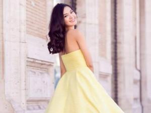 26 điều tự thú dễ thương của hoa hậu Thùy Dung