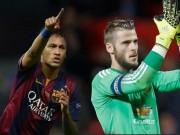 Bóng đá - Siêu khủng: Real tung 245 triệu euro mua Neymar & De Gea