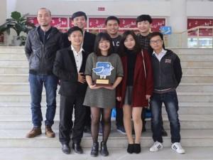 """Công nghệ thông tin - Làm game """"Bóng đá Kungfu"""", ẵm 300 triệu đồng"""