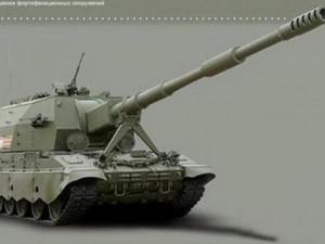 Thế giới - Pháo tự hành Koalitsiya của Nga: Diệt địch cách xa 70km