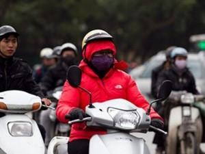 Tin tức trong ngày - Không khí lạnh tăng cường, nhiệt độ miền Bắc giảm
