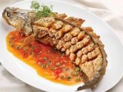 Ẩm thực - Thơm ngậy món cá diêu hồng chưng tương