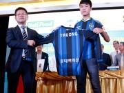 Bóng đá - Xuân Trường lập kỷ lục Đông Nam Á ở Hàn Quốc