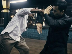 Phim - Hé lộ màn đấu võ nghẹt thở của Tử Đan và Mike Tyson