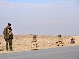 """Thế giới - 4 lính IS bị chặt đầu để đòi """"nợ đầu"""""""