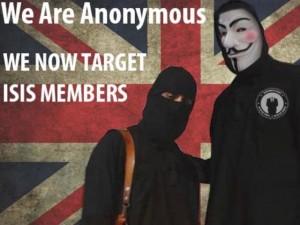 Nhóm hacker Anonymous phá âm mưu khủng bố Ý của IS