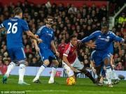 Bóng đá - MU - Chelsea: Quyết liệt tới cuối