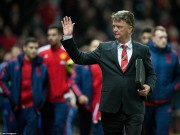 Bóng đá - Hậu MU - Chelsea, Van Gaal quyết không từ chức