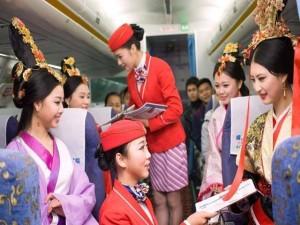 Bạn trẻ - Cuộc sống - Tiếp viên hàng không hóa 'Mỹ nữ hậu cung' xinh đẹp