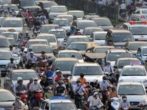 Tin tức trong ngày - Bộ trưởng Thăng: Hà Nội, TP.HCM được hạn chế xe cá nhân