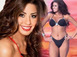 Thời trang - Hoa hậu Puerto Rico bị treo giải vì phản đối đạo Hồi