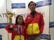 Thể thao - Tin thể thao HOT 29/12: Cặp cha con cờ vua được vinh danh