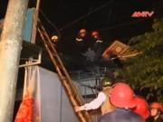 Tin tức Việt Nam - Lửa thiêu rụi cửa hàng tạp hóa, 2 ông cháu tử vong
