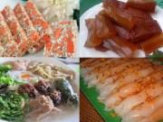 Ẩm thực - Những món ăn nổi tiếng nhất Thái Bình