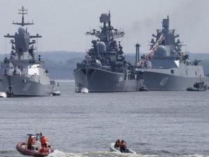 Thế giới - Mỹ lo lắng khi Hải quân Nga trỗi dậy mạnh mẽ