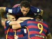 Bóng đá - Barca của Enrique vĩ đại chẳng kém Barca của Pep