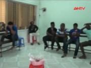 Video An ninh - Tạm giữ 21 người gốc Phi nghi dính líu mại dâm nam