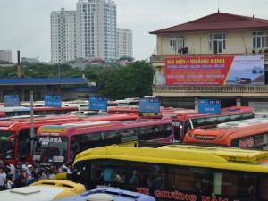 Thị trường - Tiêu dùng - Nhiều hãng xe giảm giá vé trong dịp Tết Dương lịch