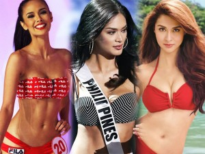 Thời trang - Tân Hoa hậu Hoàn vũ trượt top mỹ nhân Philippines 2015