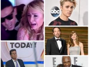Đời sống Showbiz - Những scandal sao Hollywood không muốn nhắc lại 2015