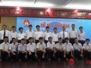 Giáo dục - du học - TPHCM: 179 học sinh tham dự kỳ thi học sinh giỏi quốc gia