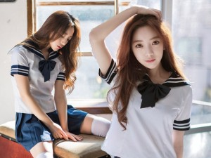 Bạn trẻ - Cuộc sống - Mỹ nữ Hàn đẹp từng centimet trong đồng phục nữ sinh