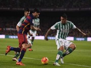 Bóng đá - Chi tiết Barca - Betis: Kết cục không thể khác (KT)