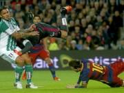 Bóng đá - M-S-N thăng hoa, Barca phá kỷ lục ghi bàn của Real