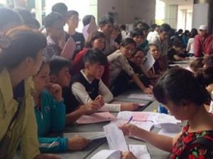 Giáo dục - du học - Ngơ ngác trước quy định khống chế số sinh viên