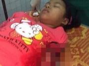 An ninh Xã hội - Kẻ đâm ngập dao vào tay bé gái trong đêm Noel bị bắt